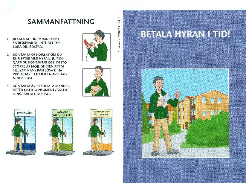 Betala Hyran I Tid